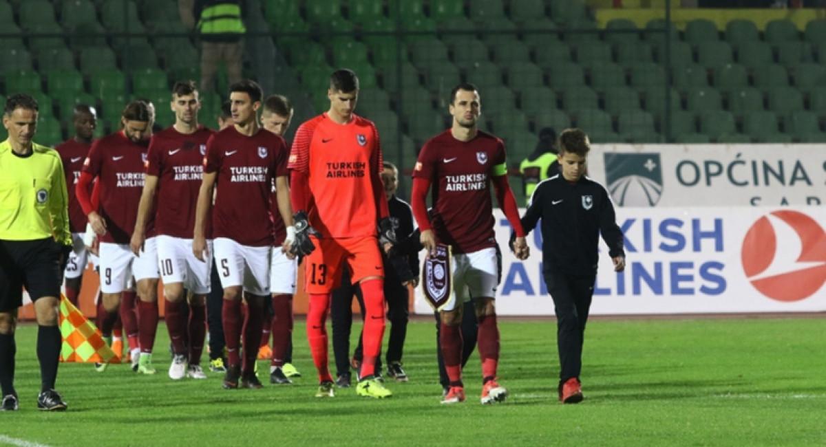 Pobjeda protiv FK Radnik