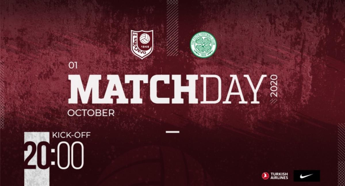 Danas protiv Celtica za plasman u grupe Europa lige