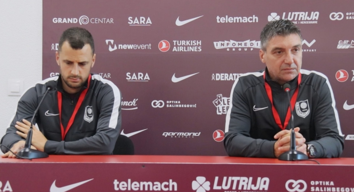 Marinović i Velkoski najavili utakmicu protiv Celtica