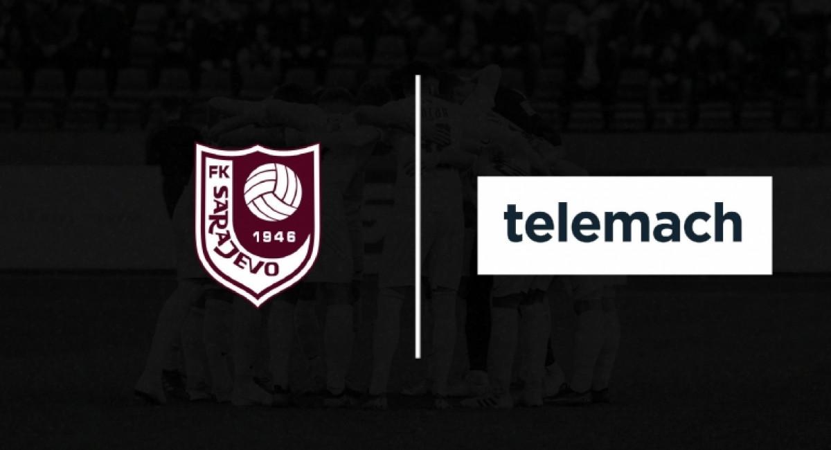 Kompanija Telemach uz šampione Bosne i Hercegovine