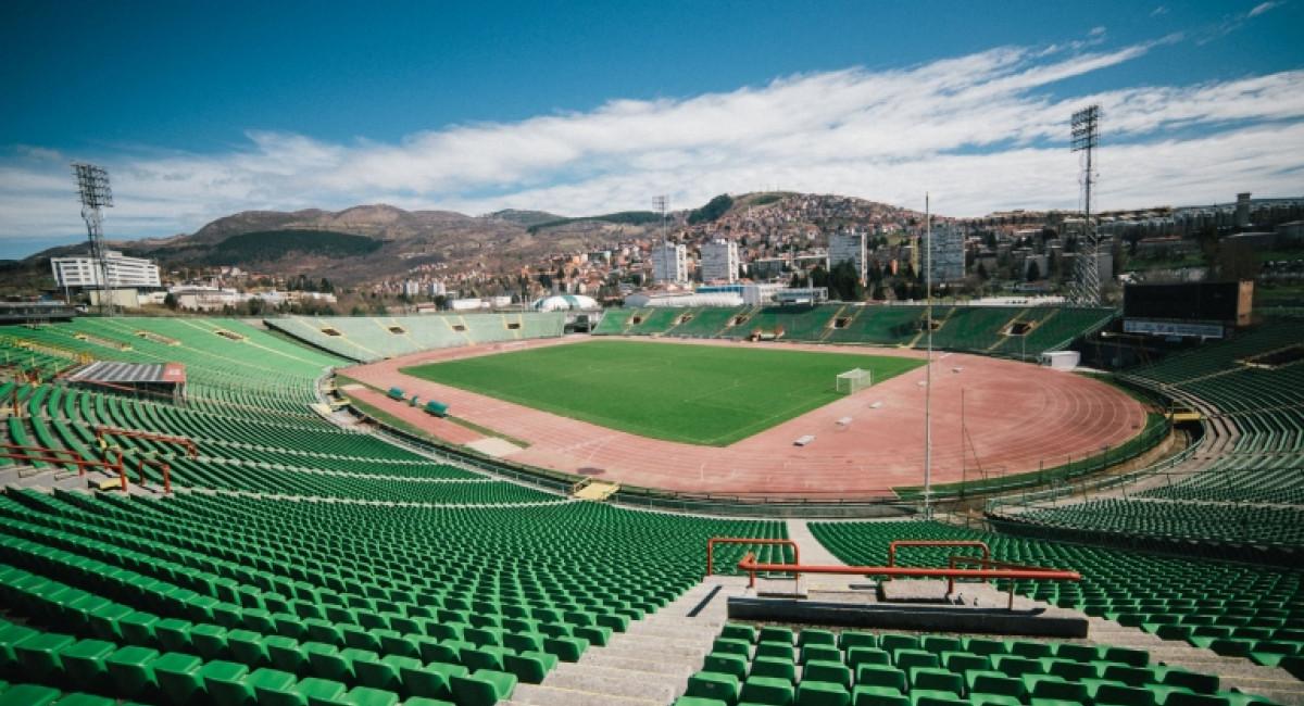 Obavljen pregled stadiona Asim Ferhatović Hase