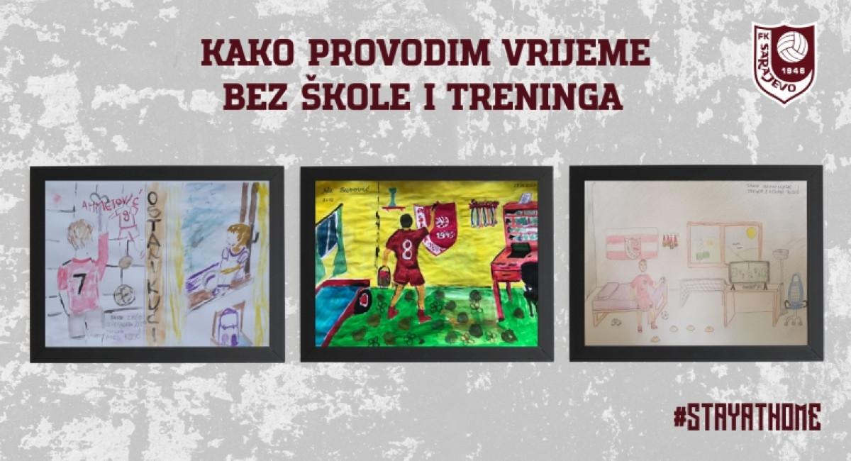 Nagrađeni najtalentovaniji omladinci FK Sarajevo
