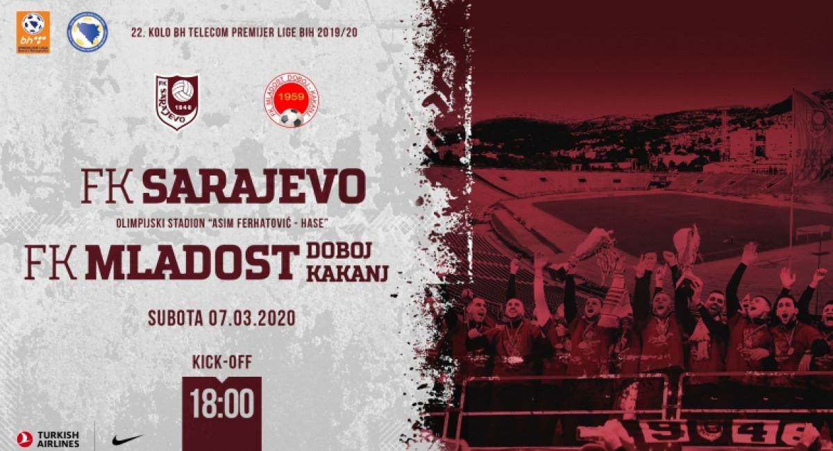 Počela prodaja ulaznica za utakmicu protiv FK Mladost
