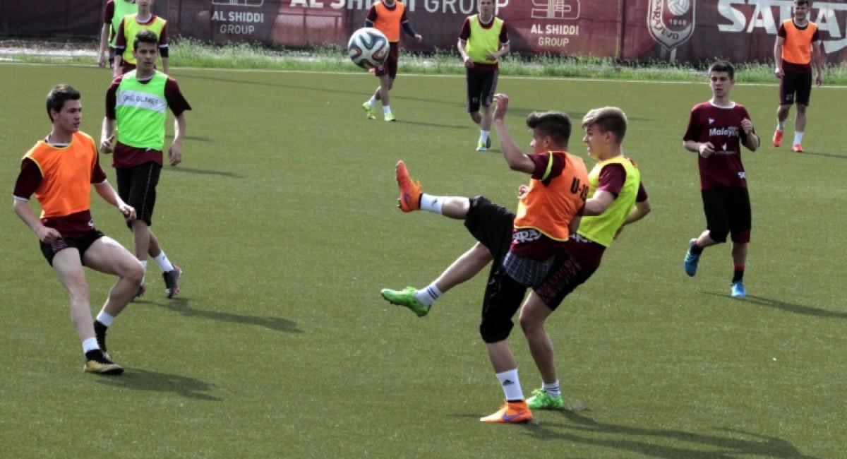 U Akademiji FK Sarajevo trenira 110 mladih igrača, nove uzdanice stižu iz Butmira