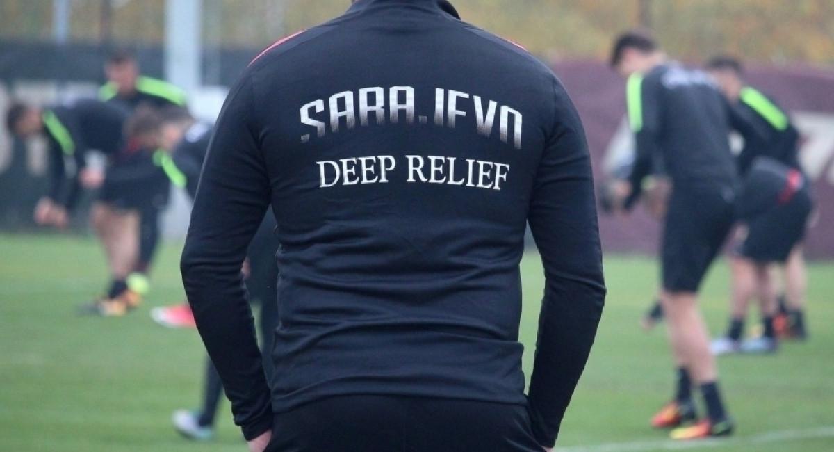 Deep Relief izvještaj o povredama: Hebibović, Pidro i Gavrić treniraju po posebnom programu