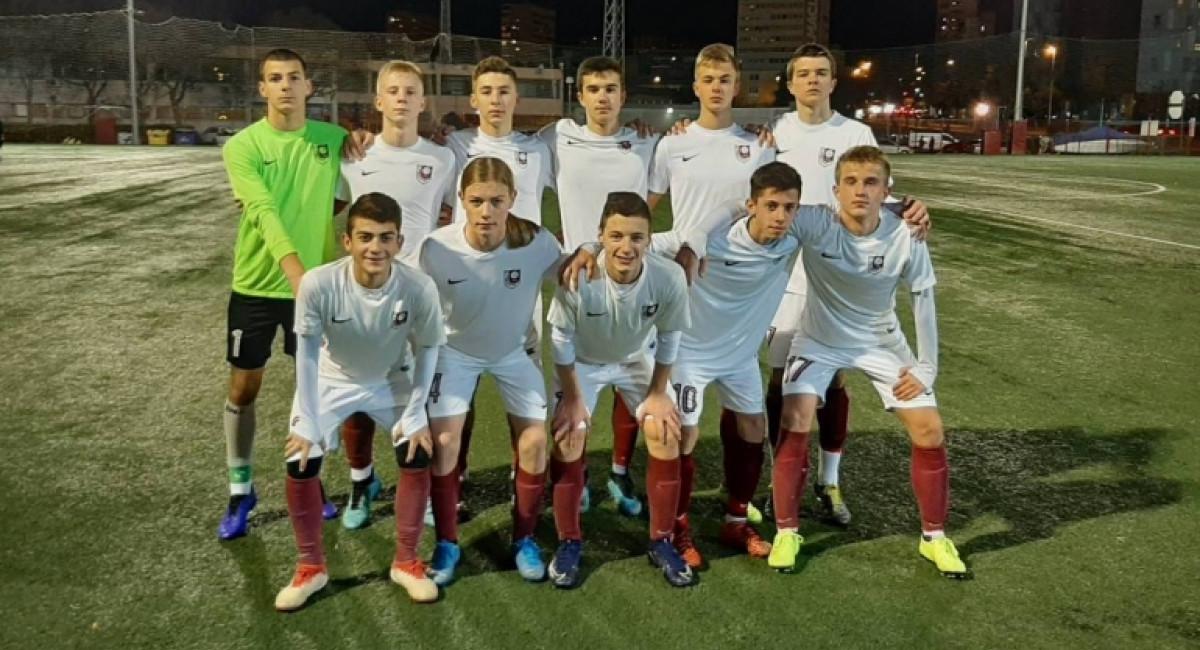 Pioniri bolji od NK Split, juniori upisali poraz