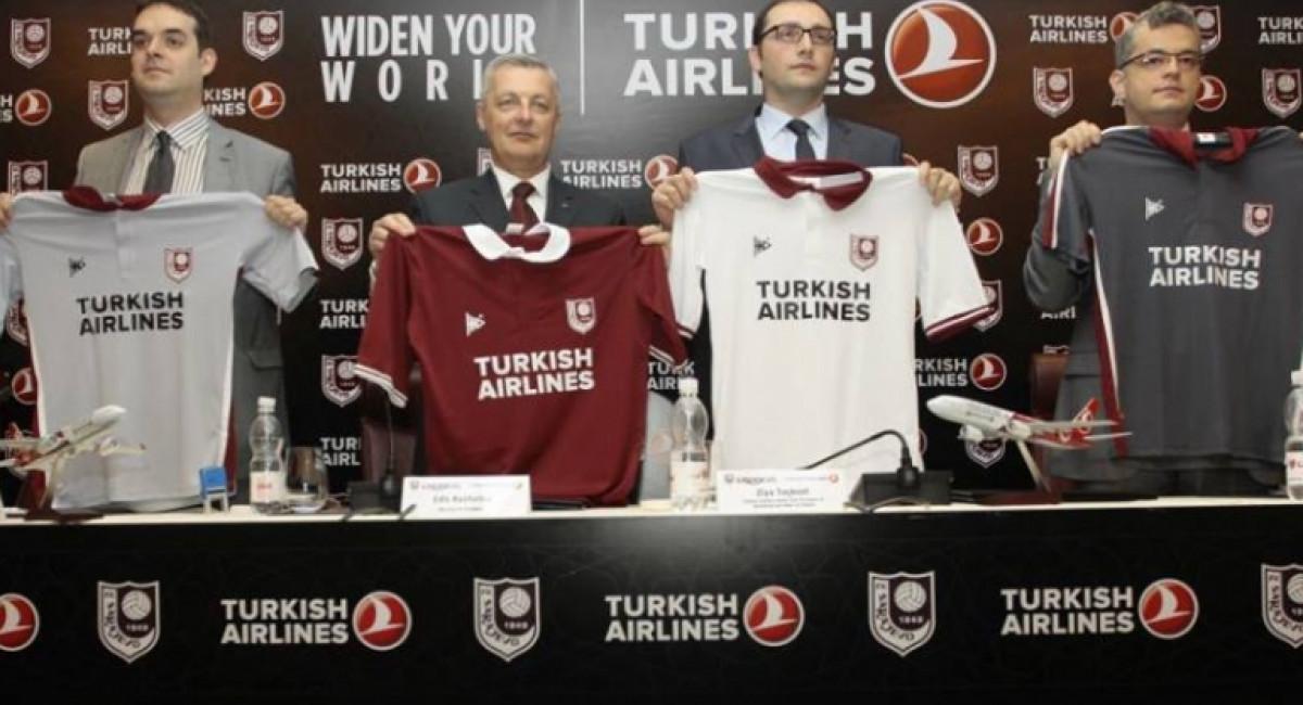 Turkish Airlines i FK Sarajevo zvanično potpisali ugovor. Bordo klub dobio novog generalnog sponzora!