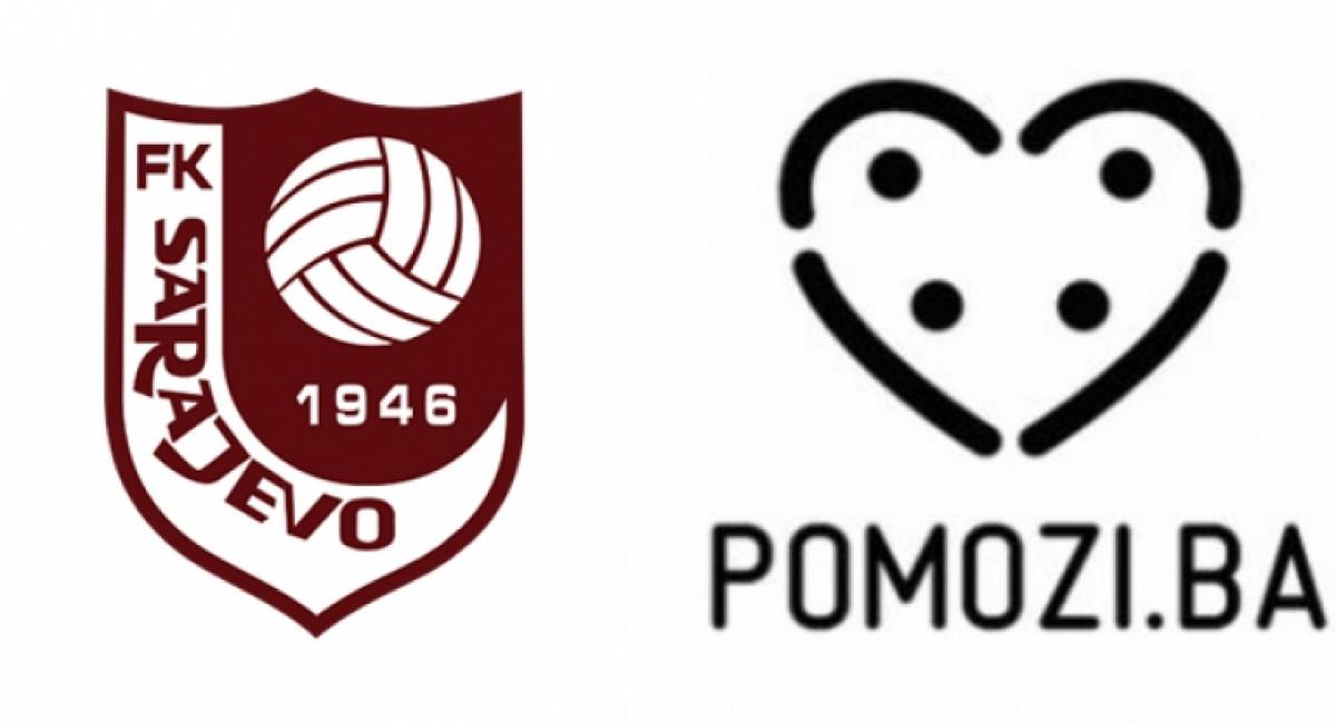 Kolektiv FK Sarajevo se priključio akciji za pomoć Albaniji