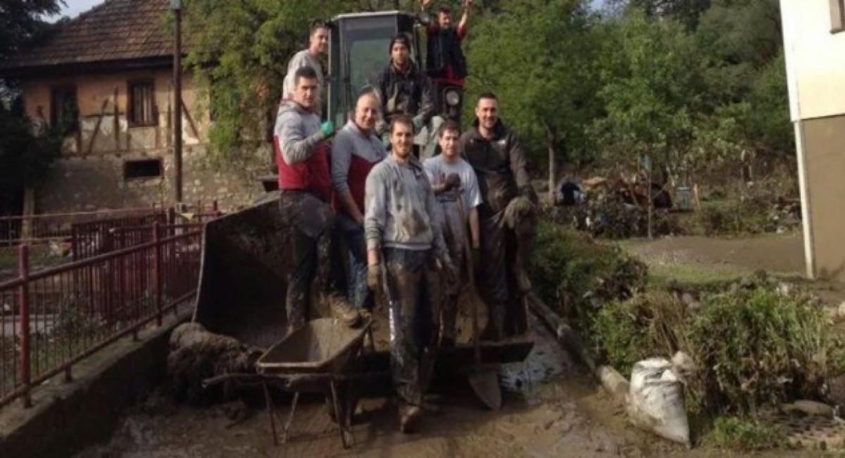 """Poziv za učešće u volonterskoj akciji """"BORDO ARMIJA ZA BiH"""""""