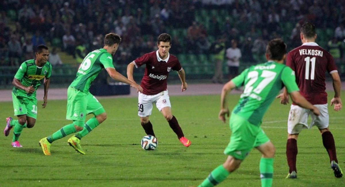 Sarajevo - Borussia Monchengladbach (2014)
