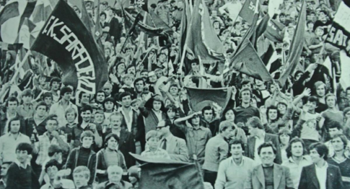 Sarajevo - Željezničar (1976)