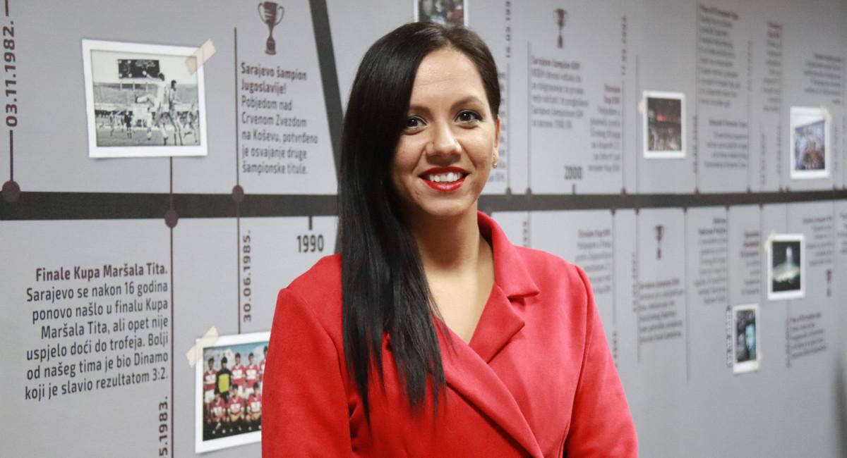 Sabrina Buljubašić: Trofeji, reprezentativni pozivi, dobra igra i atmosfera govore nam da smo na pravom putu
