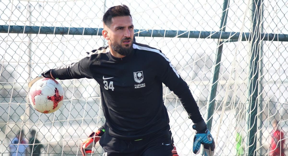 Adi Adilović: Najdraža mi je utakmica protiv Levskog, mladi golmani moraju dobiti priliku za igru