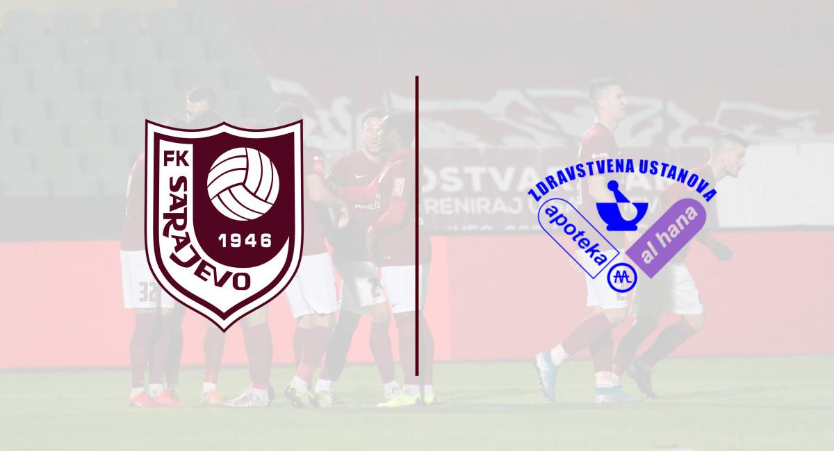 """Apoteka """"Al Hana"""" novi partner FK Sarajevo"""