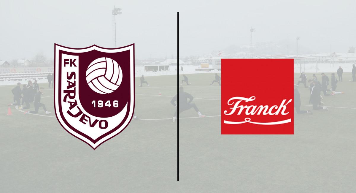 FK Sarajevo i Franck nastavljaju saradnju