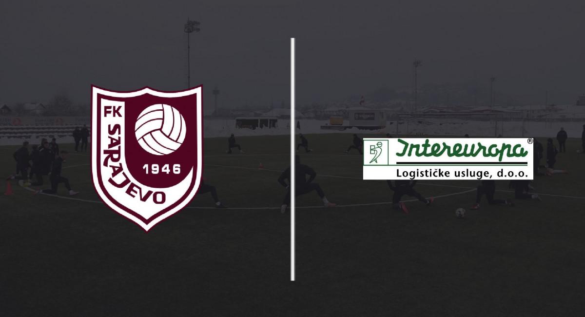 Intereuropa novi sponzor Bordo kluba