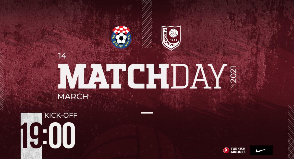Danas utakmica protiv Širokog Brijega