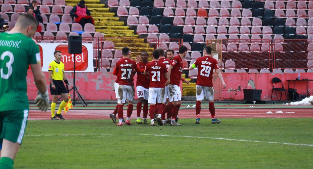 Treća pobjeda u nizu Bordo ekipe za vrijednu prednost u polufinalu Kupa Bosne i Hercegovine