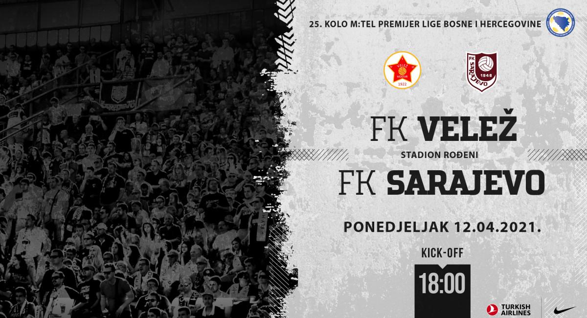 Ekipa otputovala u Ljubuški, sutra utakmica protiv FK Velež
