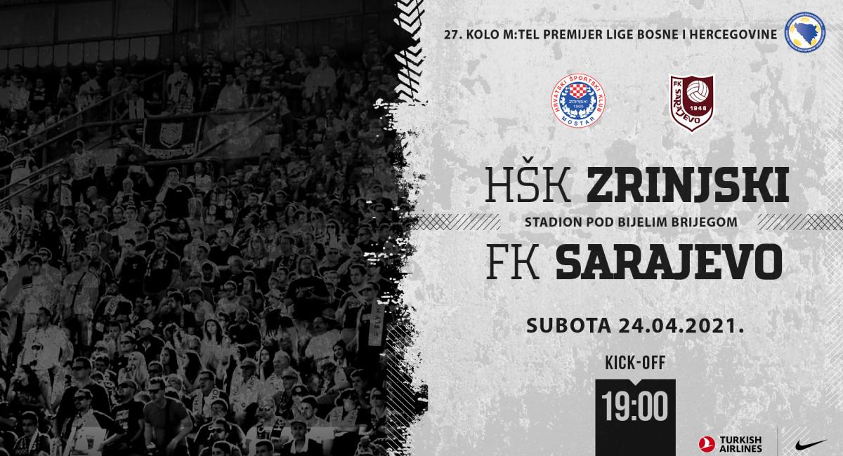 Ekipa otputovala u Ljubuški, sutra utakmica protiv Zrinjskog