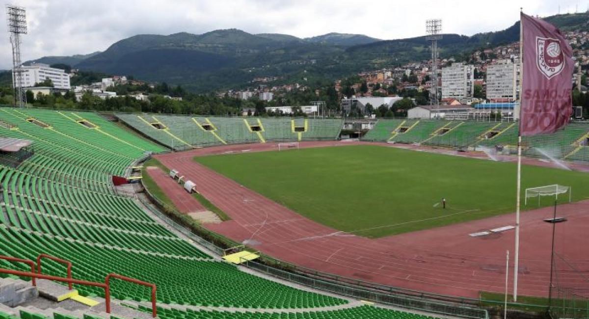 Turnir za U-13 selekcije u Sarajevu, utakmice sutra na stadionu Koševo