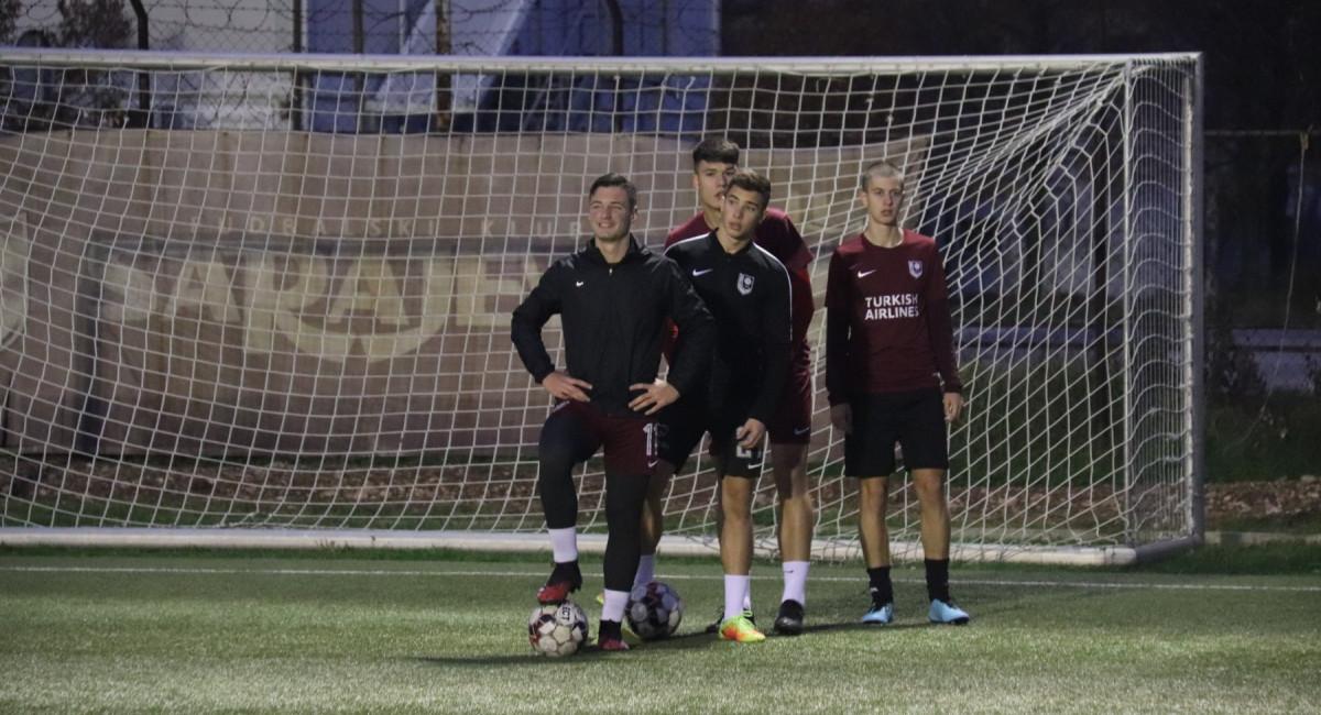 Pobjede pionira i kadeta protiv FK Široki Brijeg, juniori doživjeli poraz
