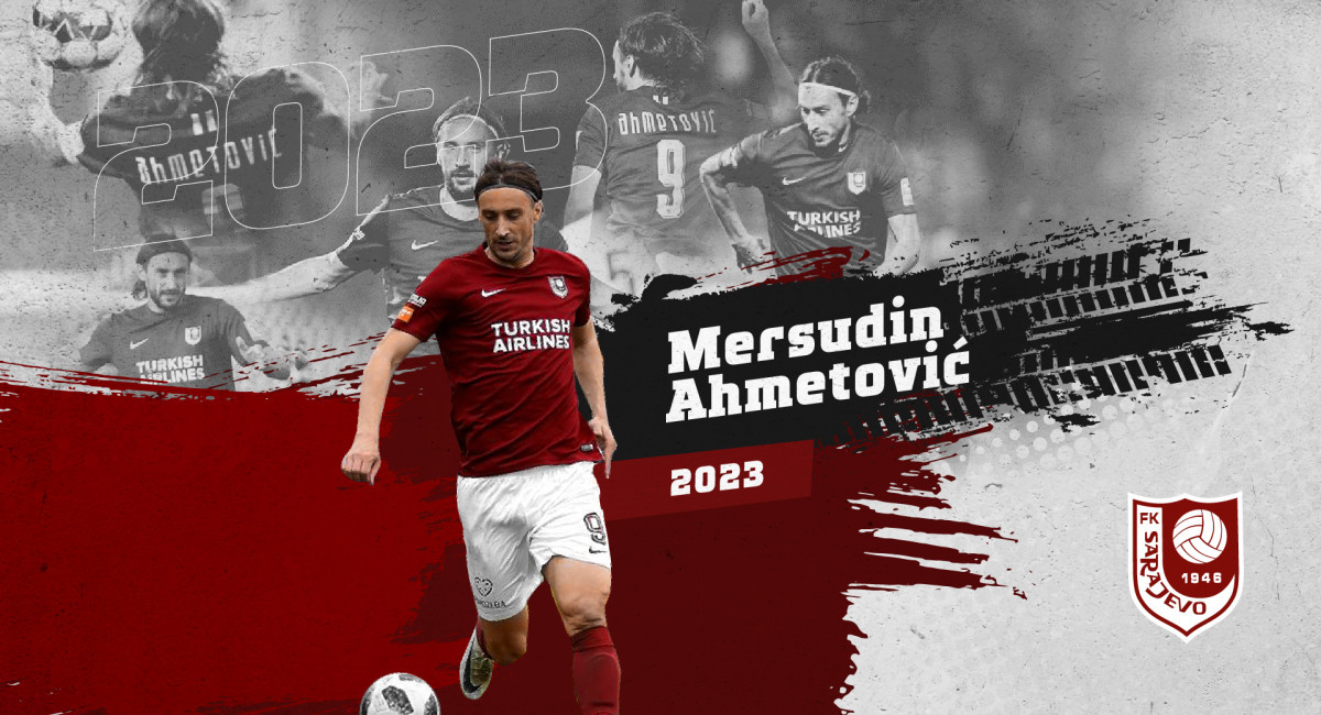 Mersudin Ahmetović ostaje na Koševu