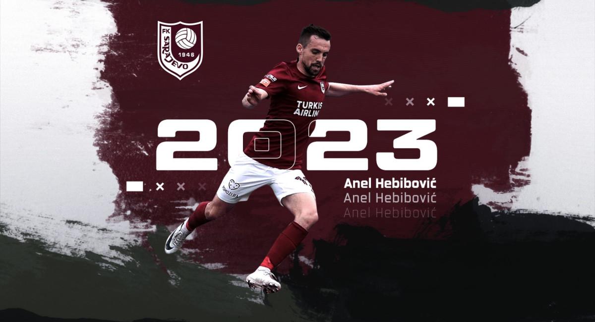 Anel Hebibović ostaje na Koševu