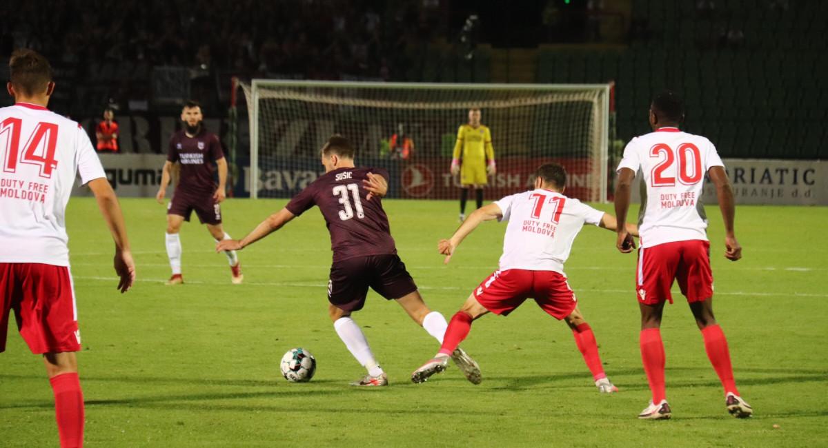 FK Sarajevo poražen od Milsamija