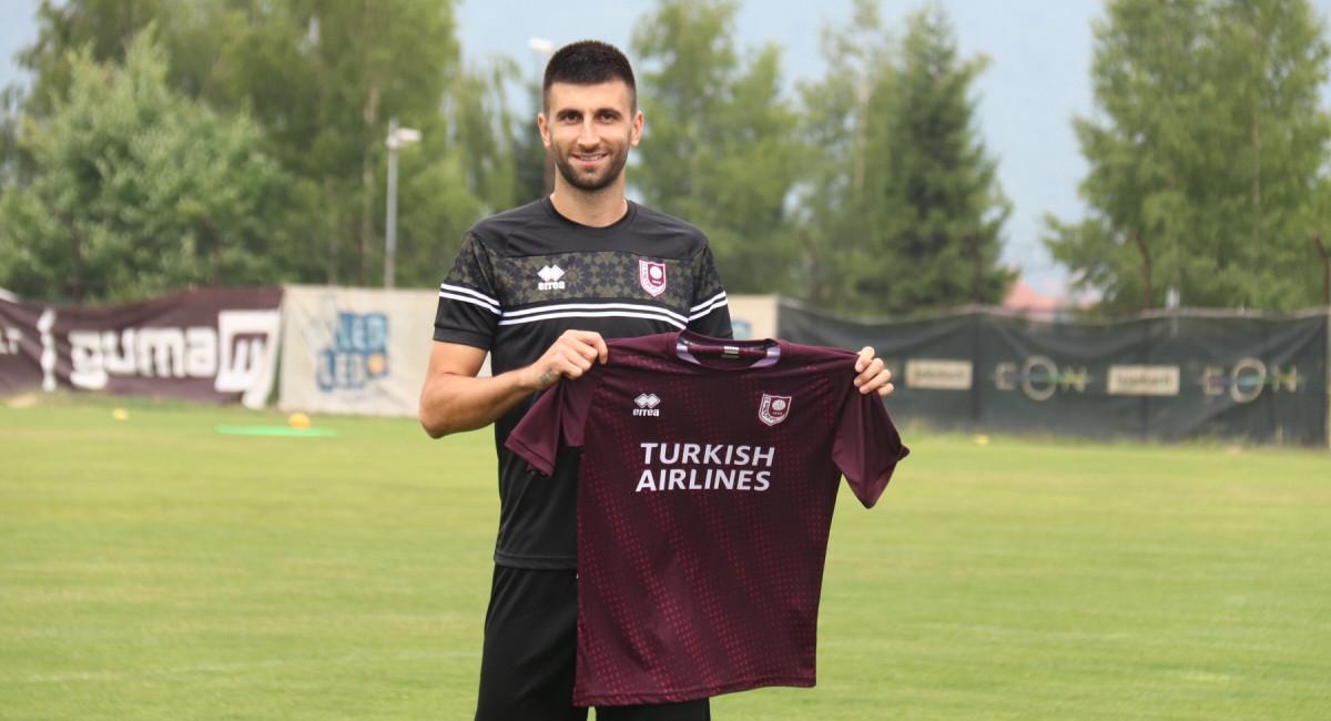 Dražen Bagarić novi igrač FK Sarajevo