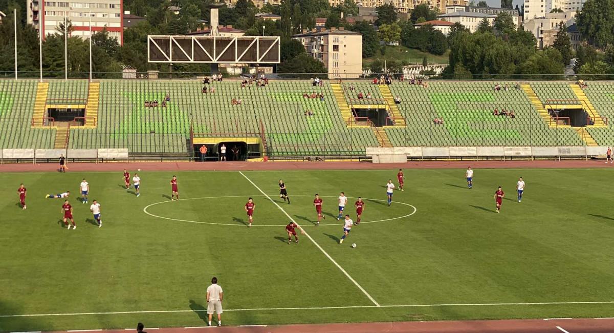 Juniori ugostili mladu ekipu Hajduka