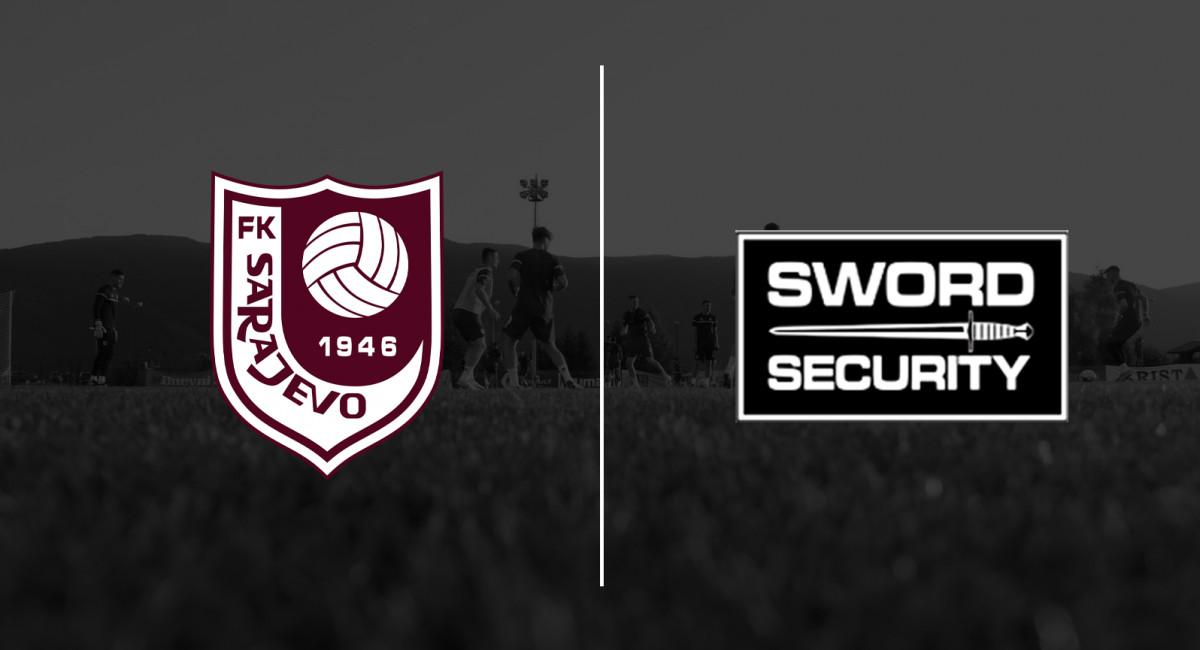 SWORD Security novi sponzor FK Sarajevo