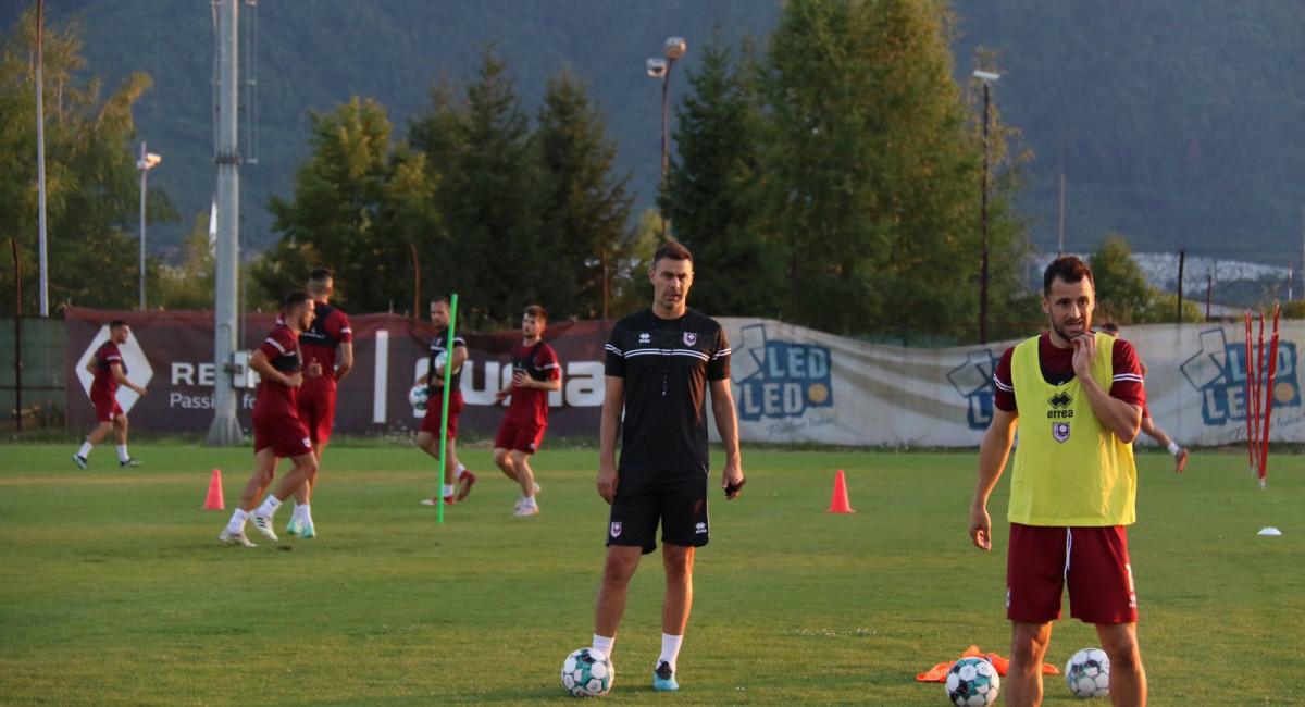 Ekipa otputovala u Prijedor, Goran Sablić najavio utakmicu protiv Rudara