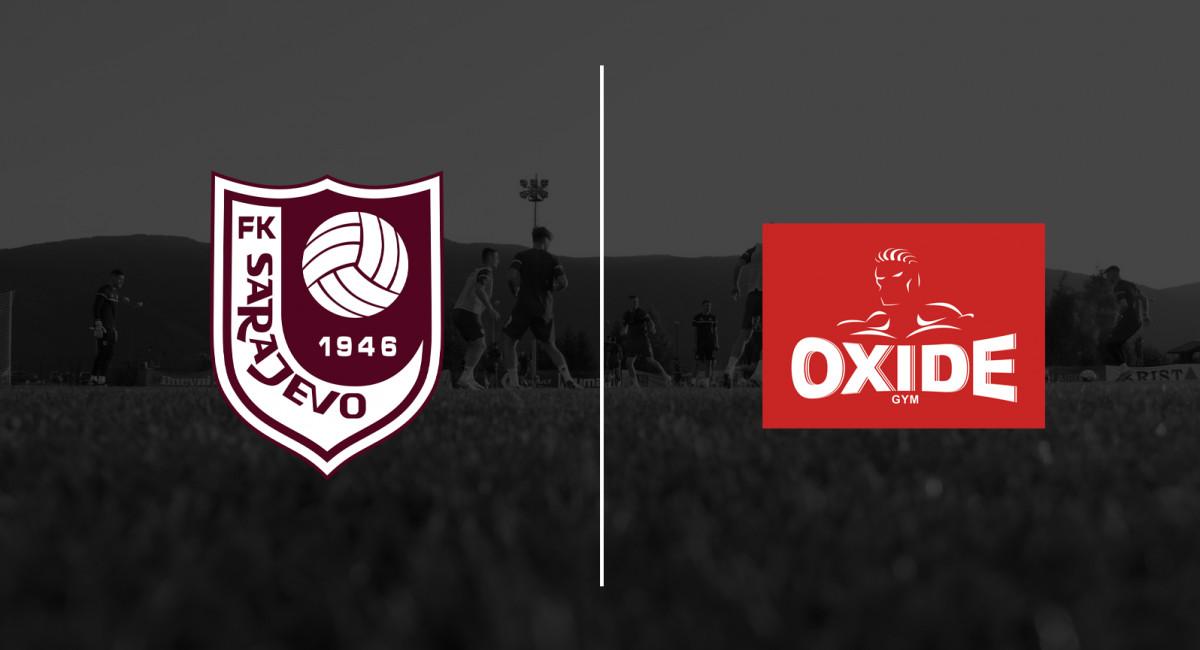 Oxide Gym novi partner FK Sarajevo