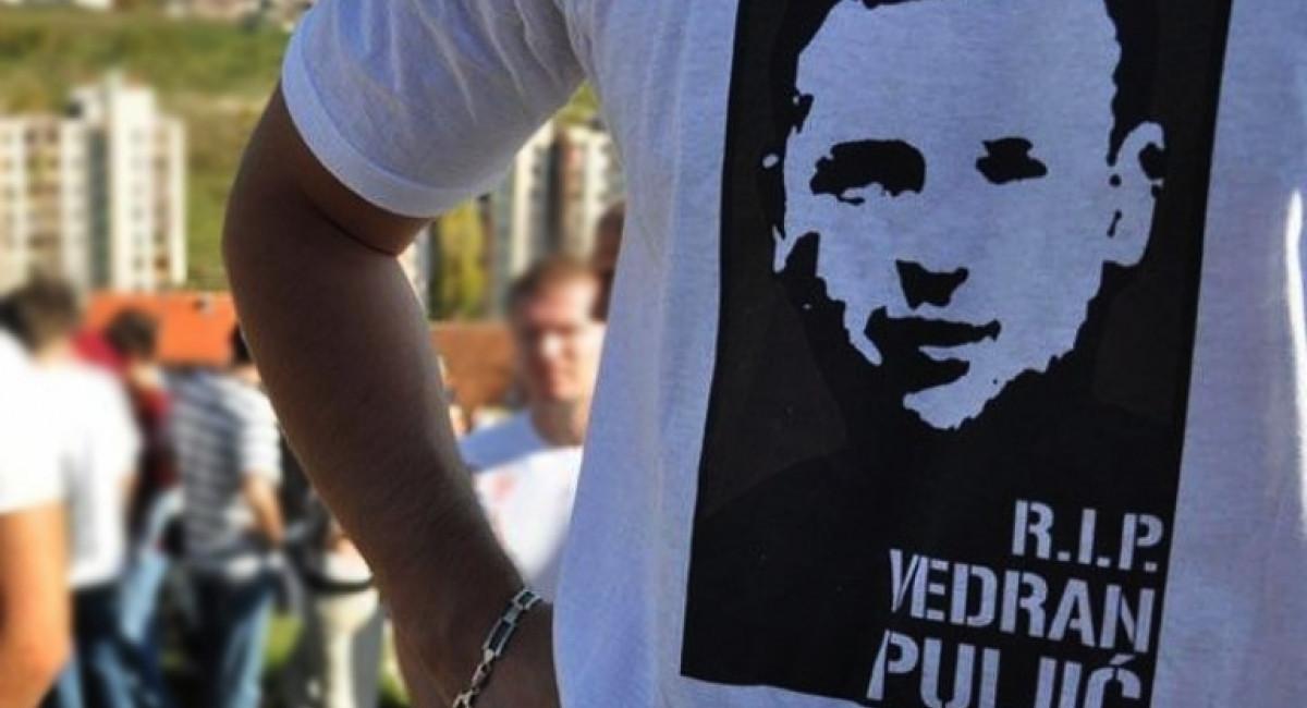 Dvanaest godina od ubistva našeg Vedrana