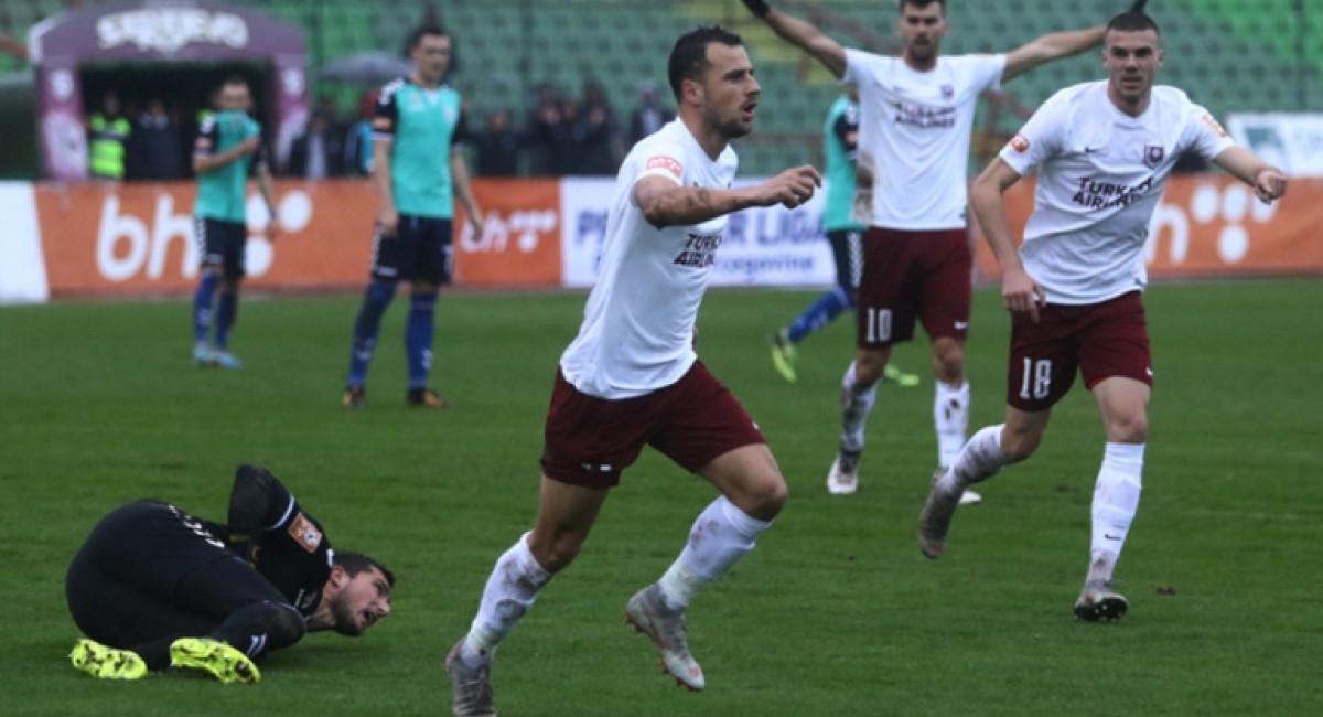 Trojac iz Sarajeva efikasniji od devet ekipa u Premijer ligi BiH