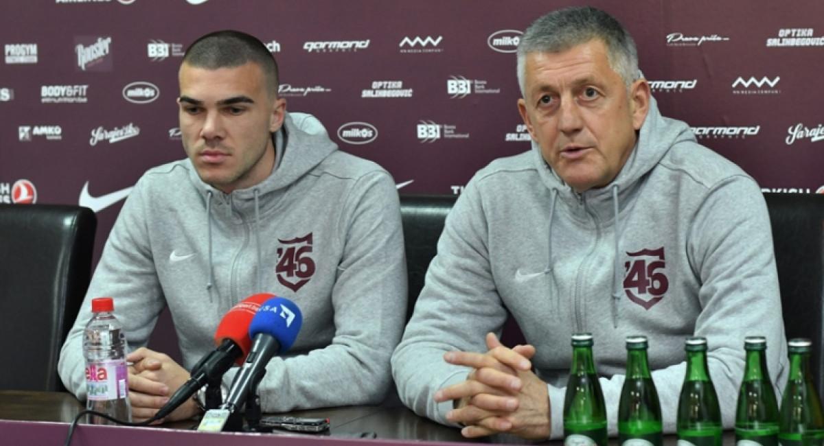 Musemić i Mujakić najavili meč protiv FK Zvijezda 09