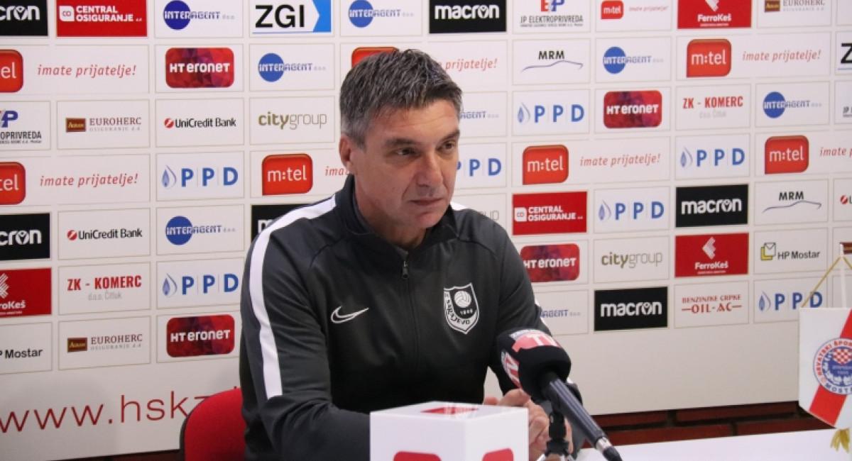 Vinko Marinović: Igrači su dali svoj maksimum, ovim putem im čestitam